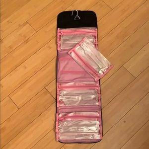 MK Travel Roll Up Bag with Door Hanger